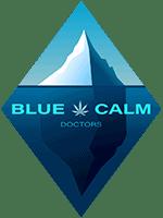 Blue Calm Doctors Logo